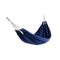 hammock cotton color blue