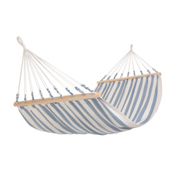 hammock cotton spreader bar hammock naya nayon marinera  hammock in white cotton with stripes      rh   nayanayon