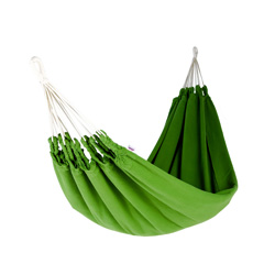 hammock cotton color green