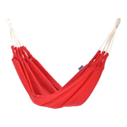 hammock cotton chagra red baby