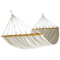 hammock cotton spreader bar quitenia double