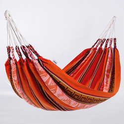 hammock acrylic otavalo orange
