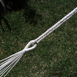 hardware rope accessories braided cotton (4 meter)