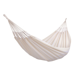 hammock cotton snow