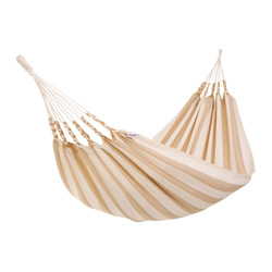 hammock cotton sand